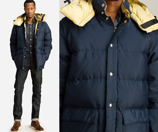 Classico Down Parka By Crescent Down Works Found In The