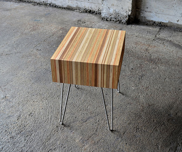 Salvaged Plywood Furniture by Reply Furniture   Found In ...