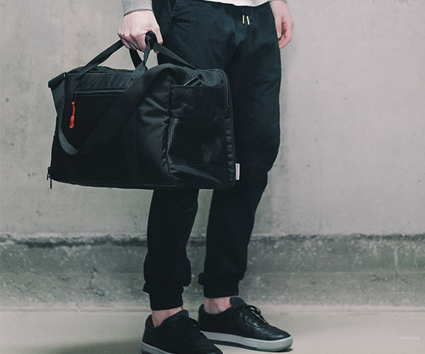 If You Are That Person Running Off To The Gym At Lunch Or Your Work Schedule Is A Little Crammed Then This Bag For